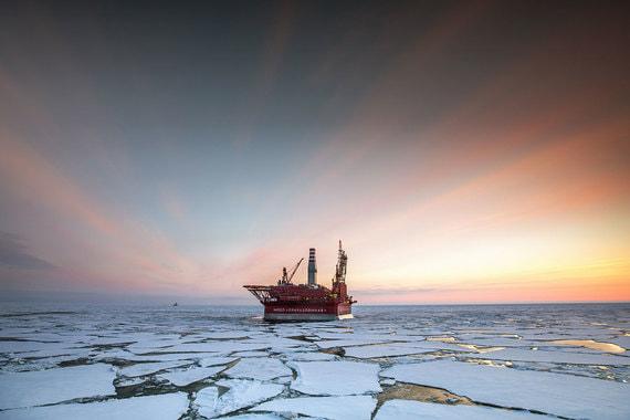 Шельфовые разработки в Арктике