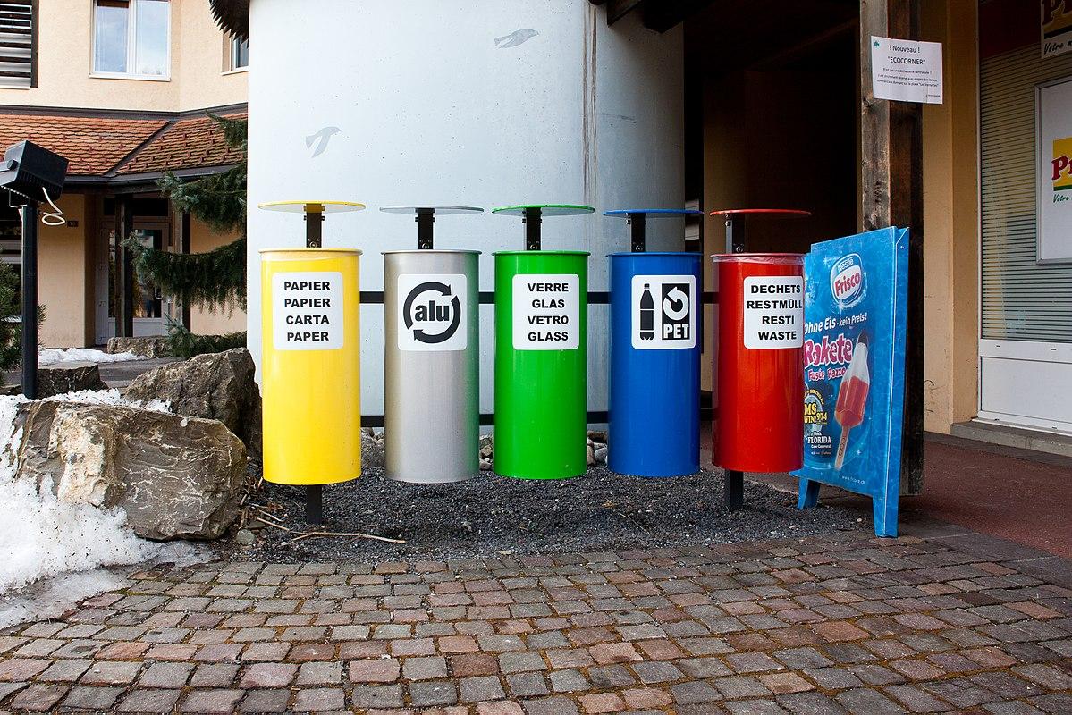 Как бороться с мусором в мире