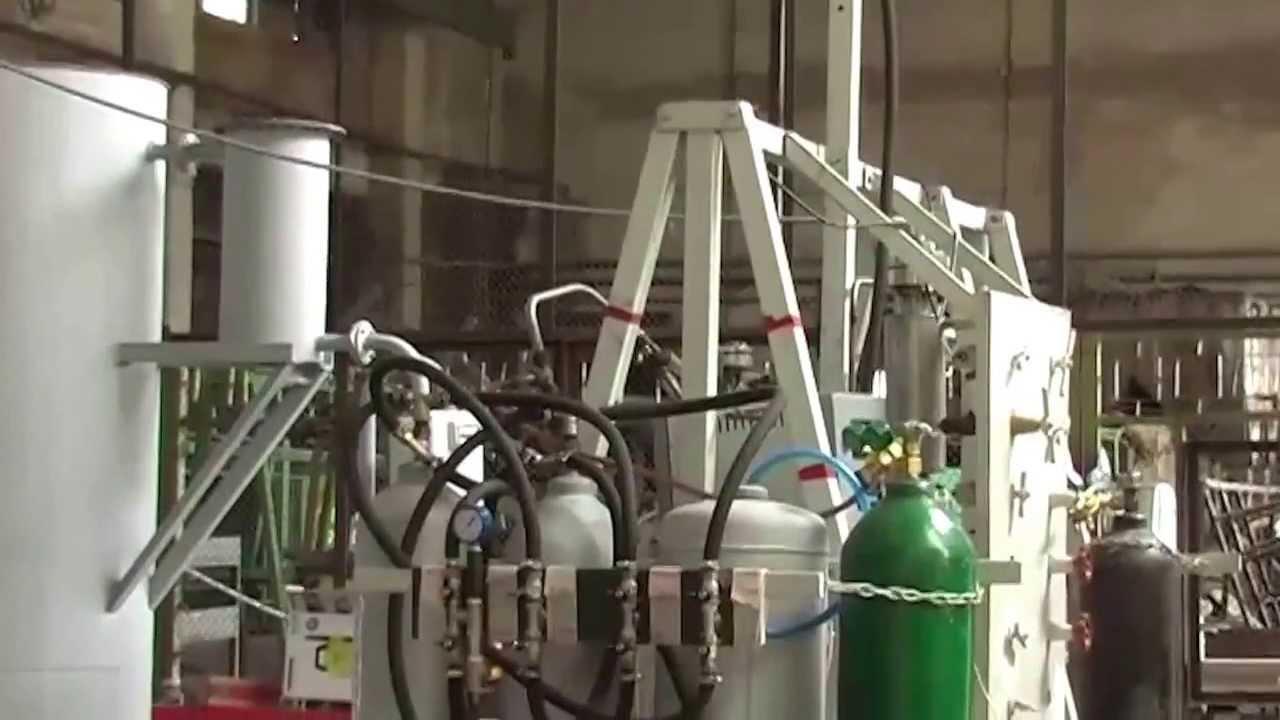 плазменно-пиролитическая переработка твердых РАО