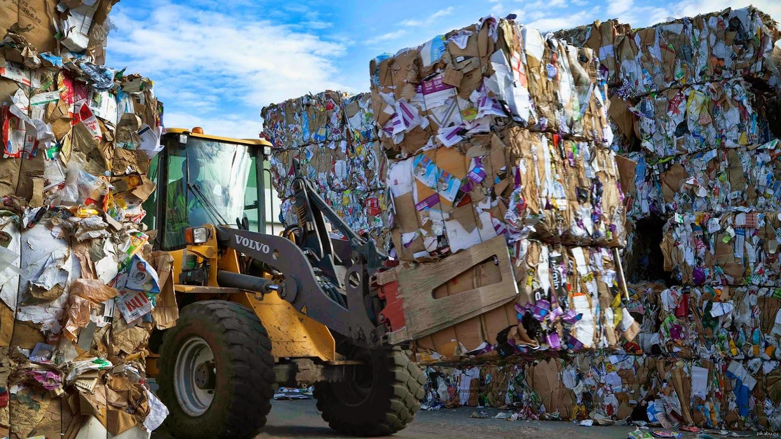 Дефицит отходов