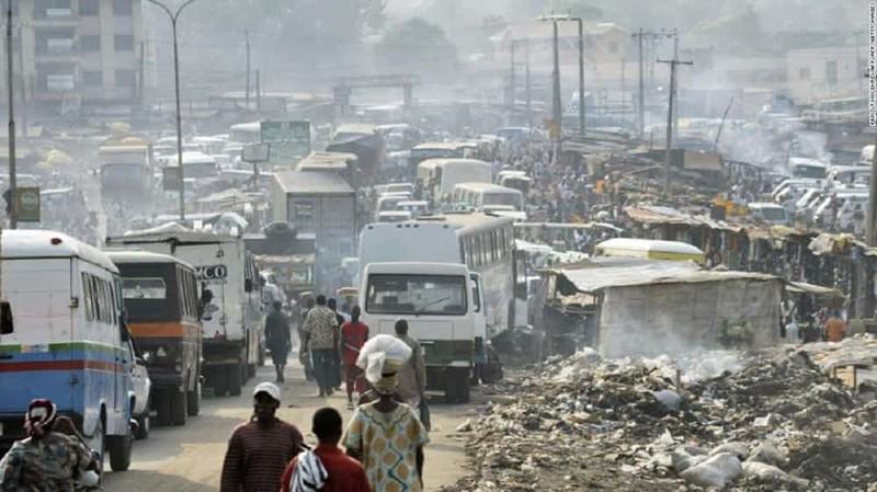 загрязнение атмосферы автомобилями