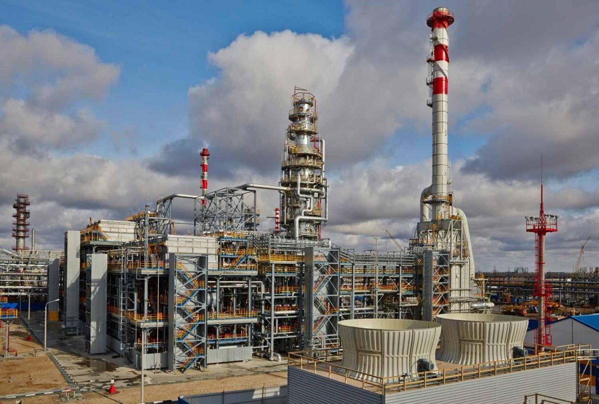 Крупнейшие компании переработки нефти