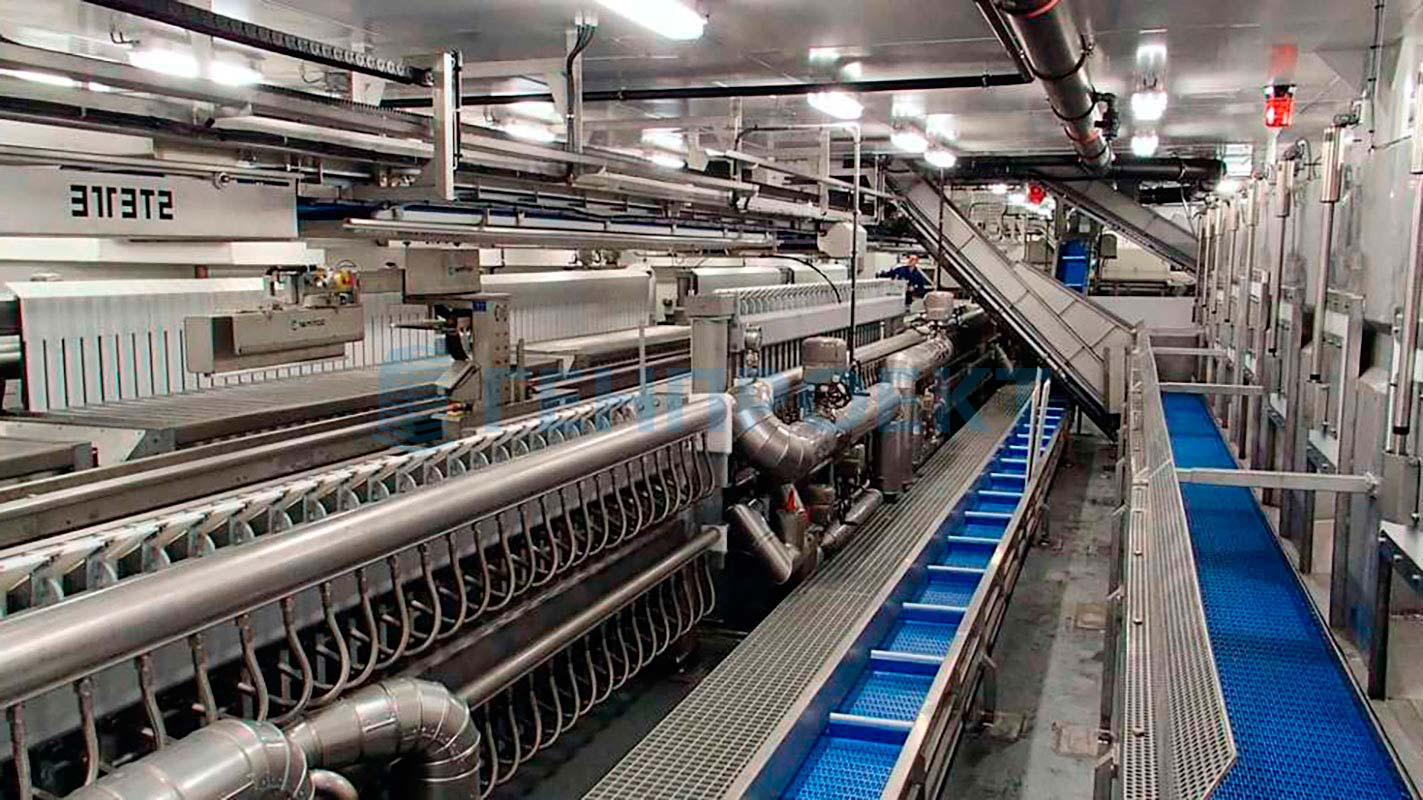 оборудование для переработки рыбы