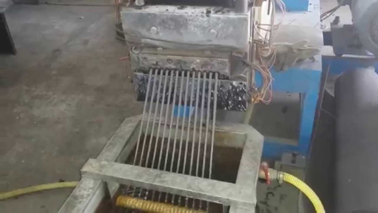 Процесс переработки