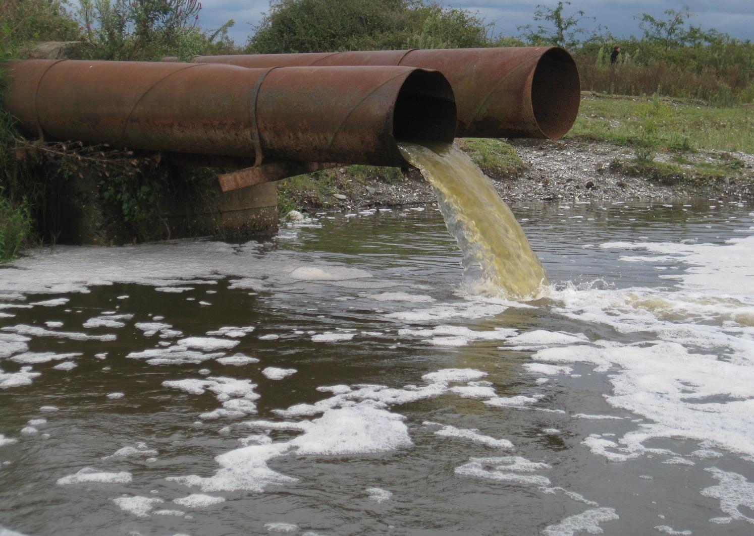 канализационные стоки