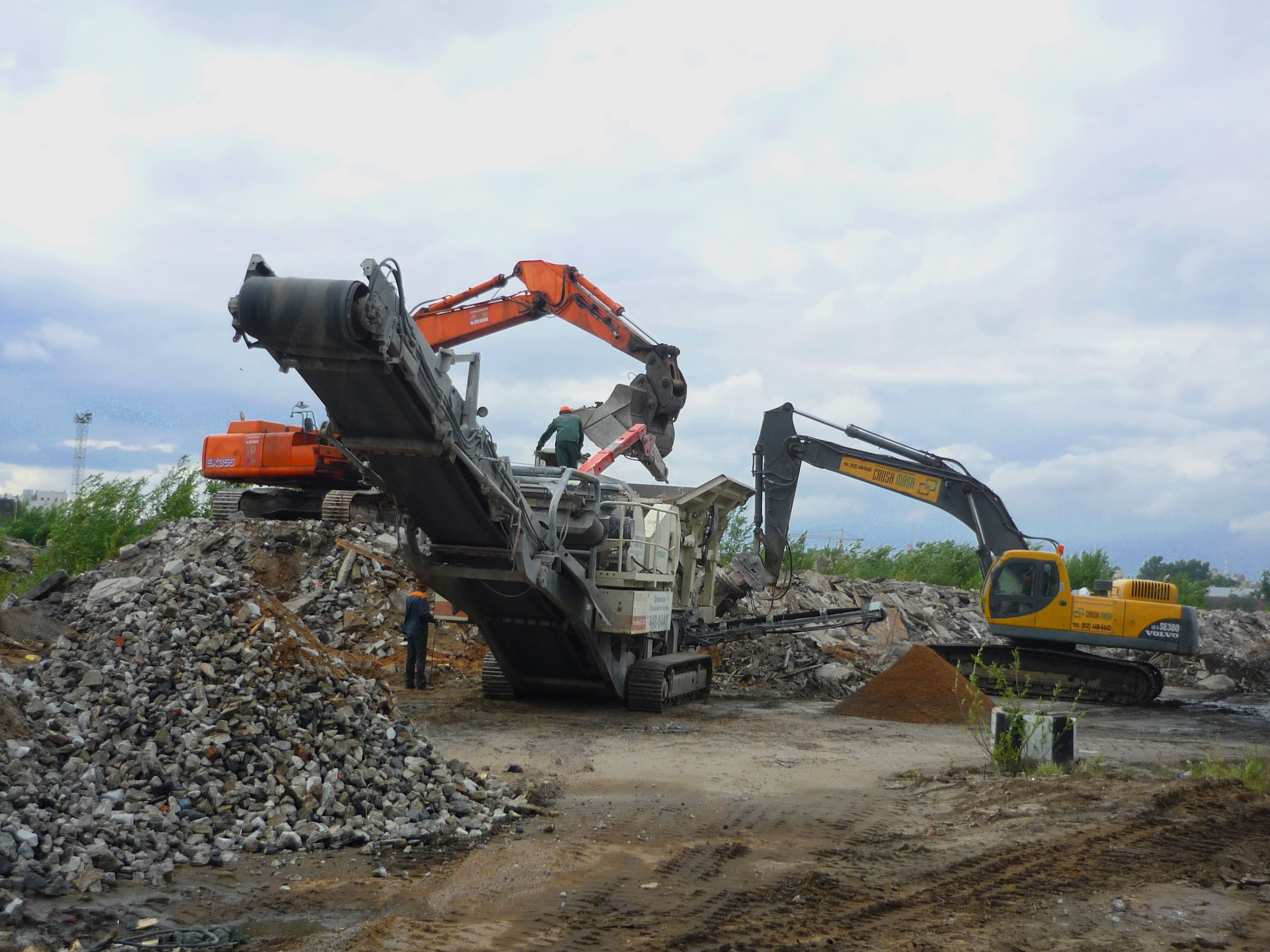 Суть технологии рециклинга