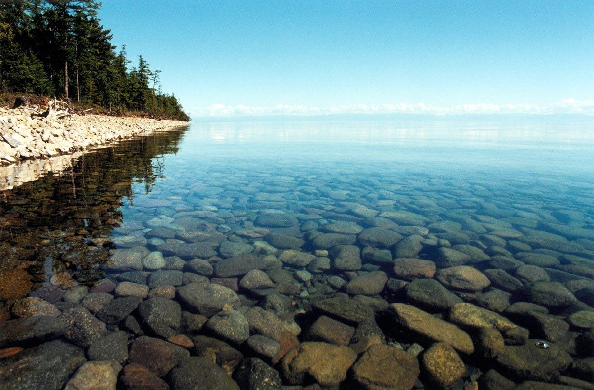 экологические проблемы озера Байкал