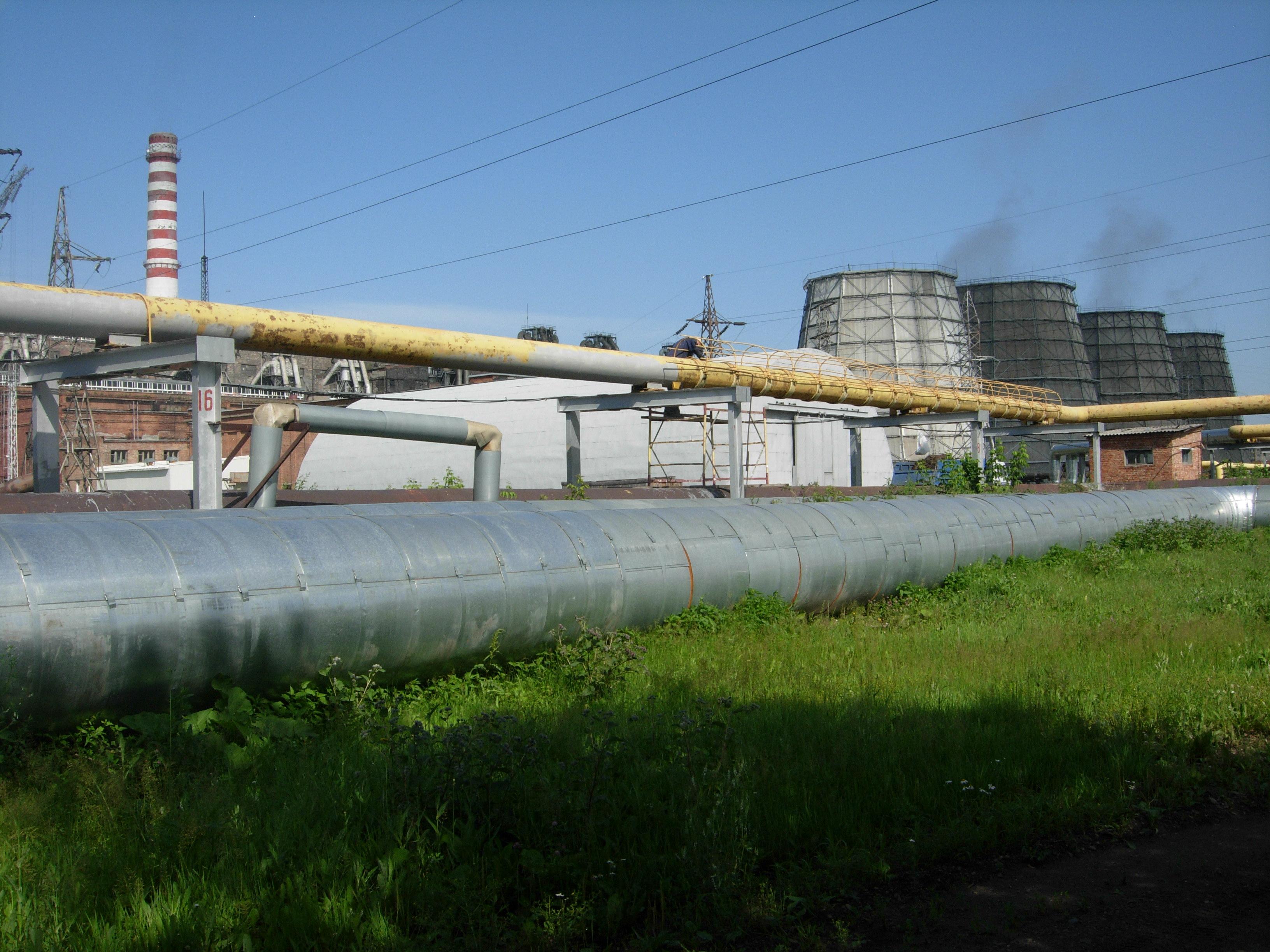 выбросы предприятий в Томске