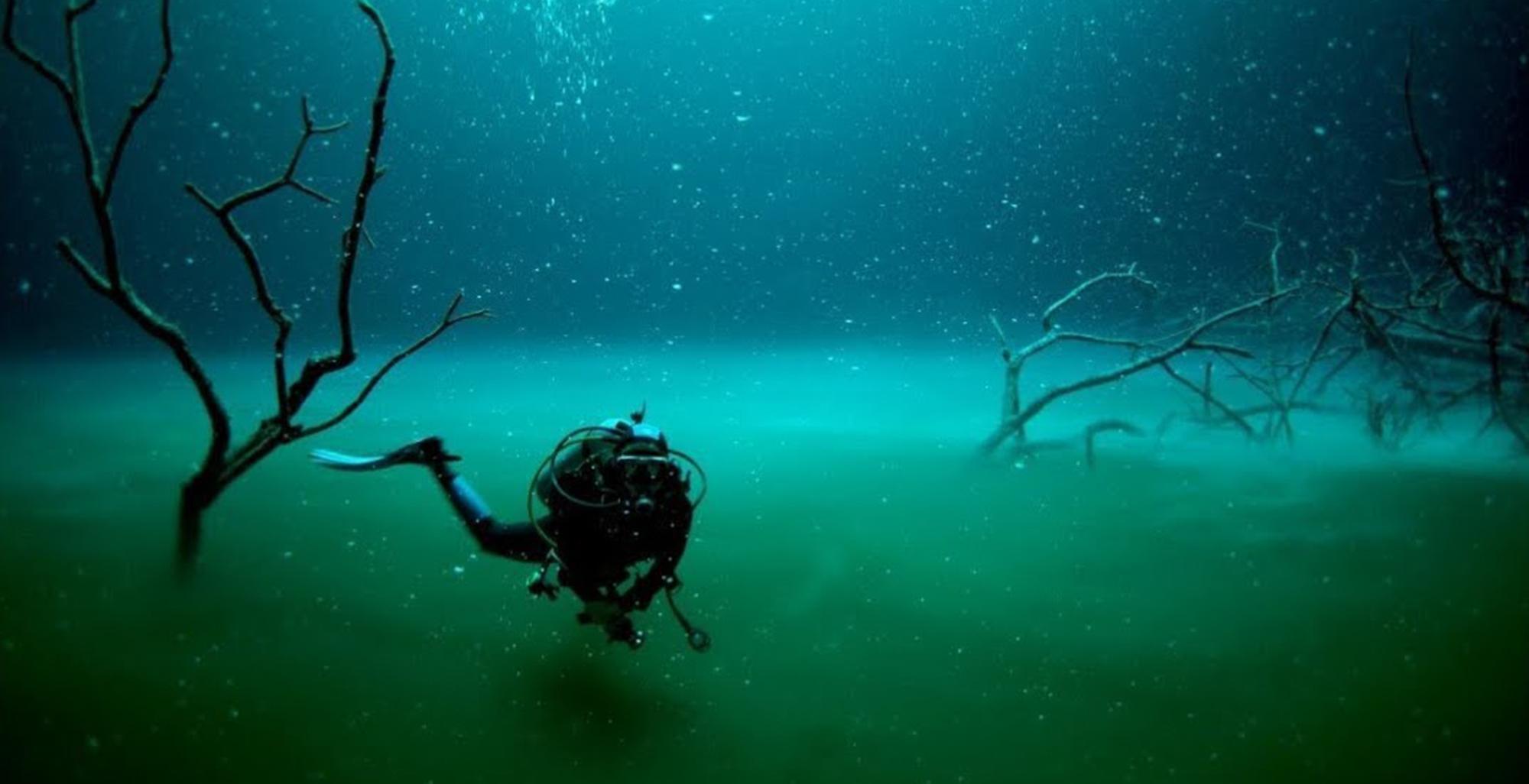 Сероводород - Черное море