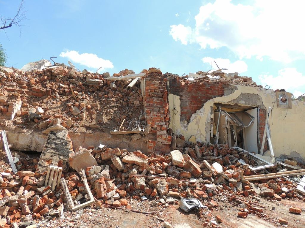 Штрафные санкции за строительный мусор