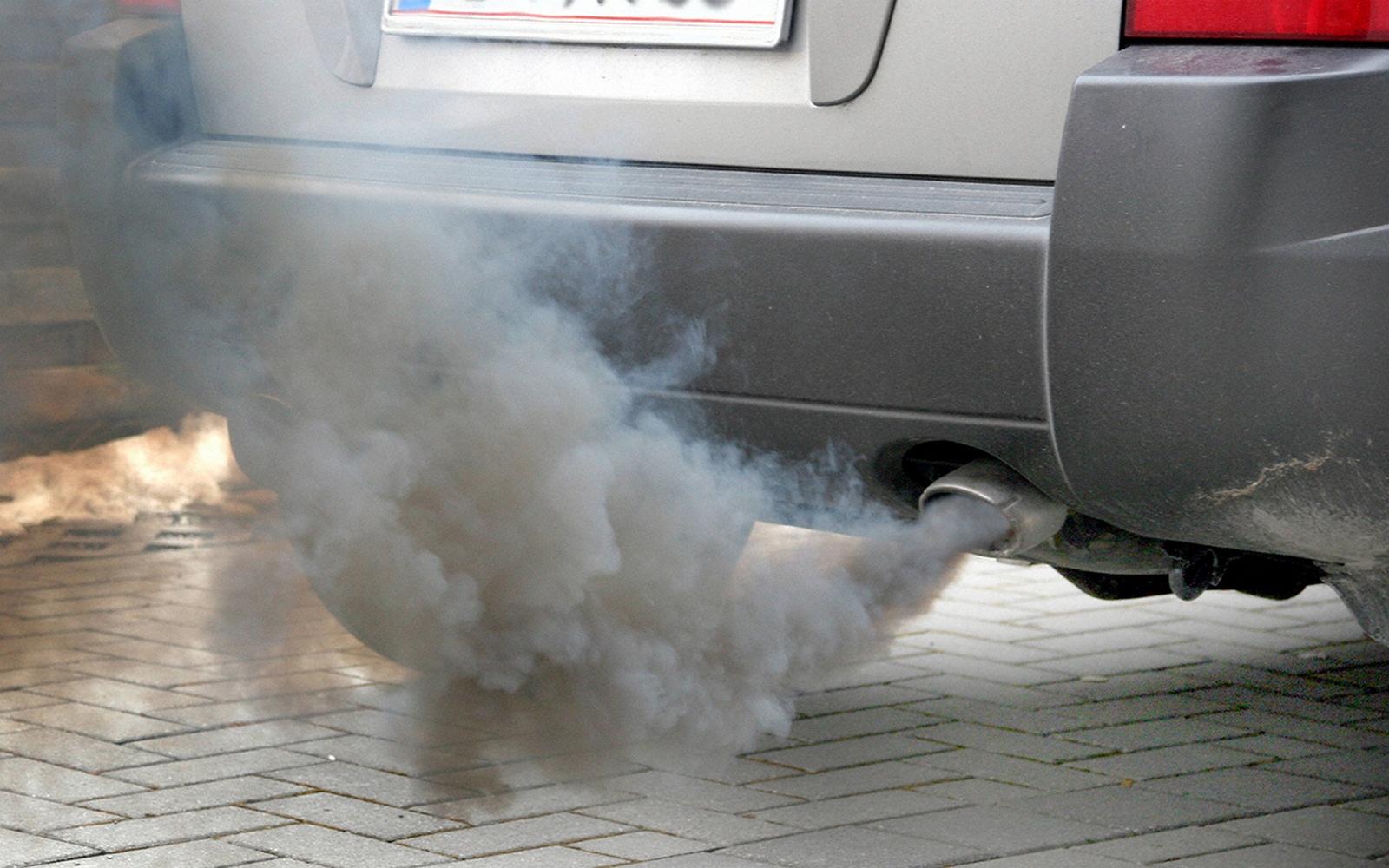 транспортные выбросы