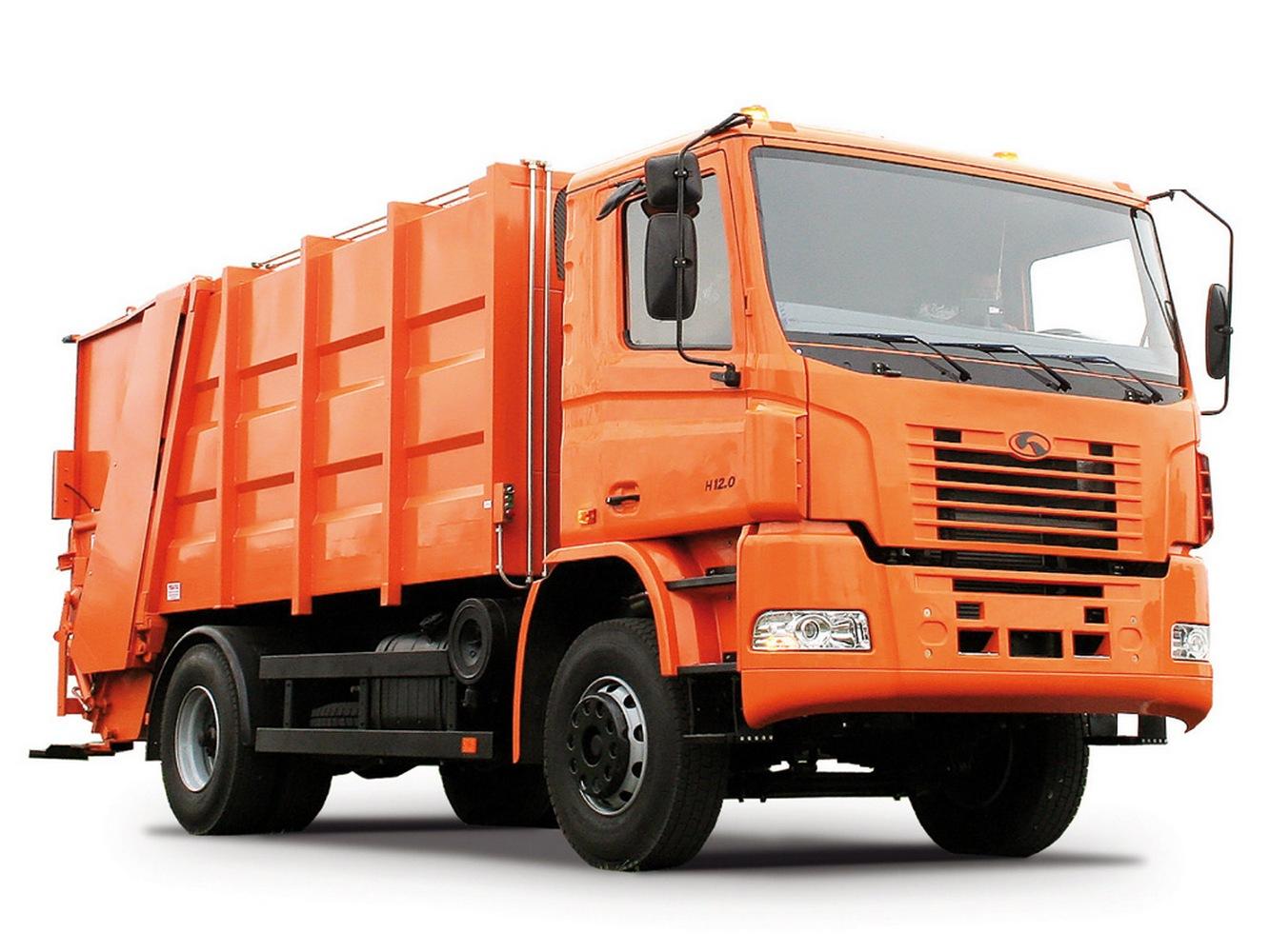 машина для траснспортировки отходов