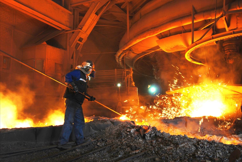 Металлургические заводы