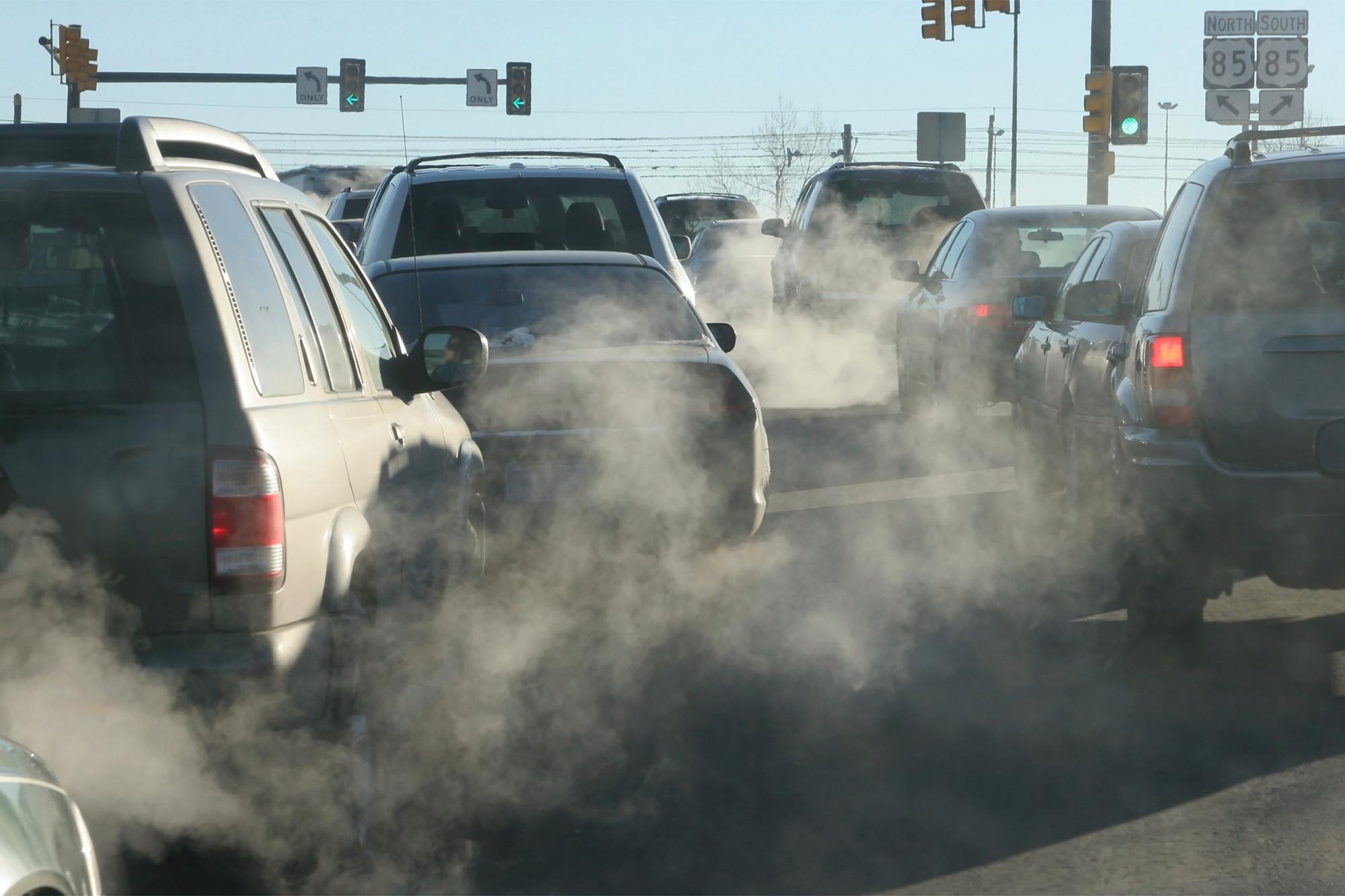 передвижные источники загрязнения
