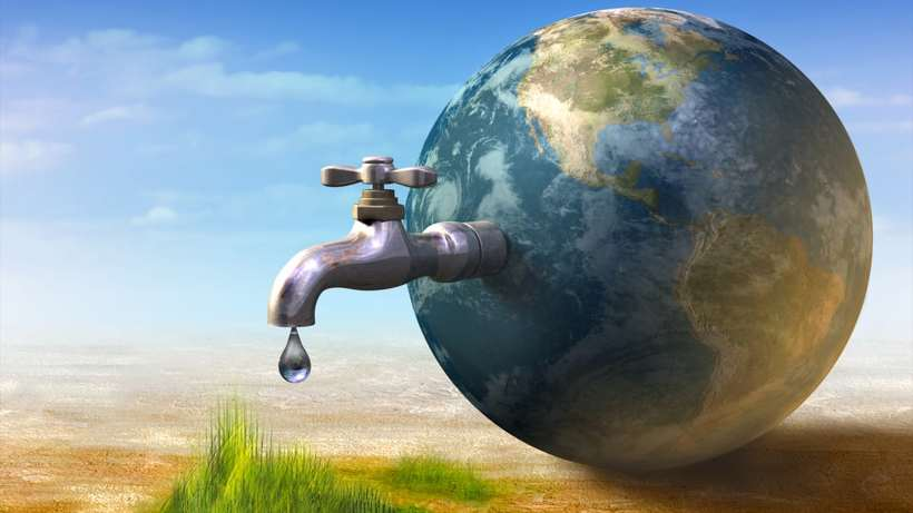 Исчерпание ресурсов влечет за собой утилизацию страны