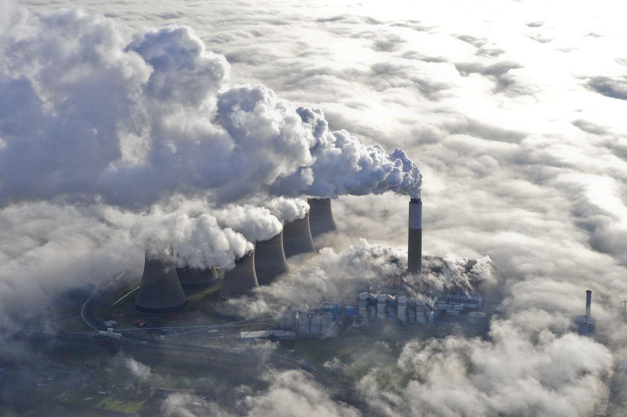 ТЭЦ — причина возникновения смога