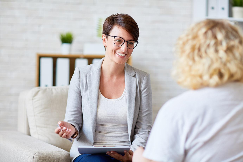 Психотерапевт поможет справиться с болезнью