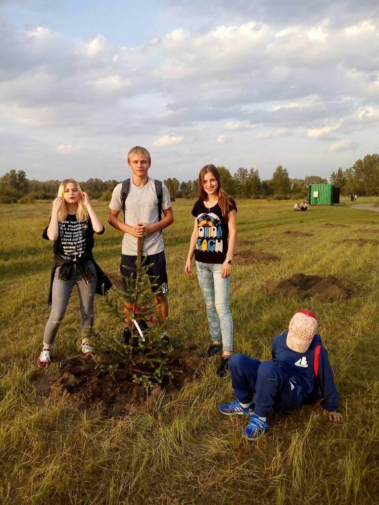 экологическое воспитание старших школьников