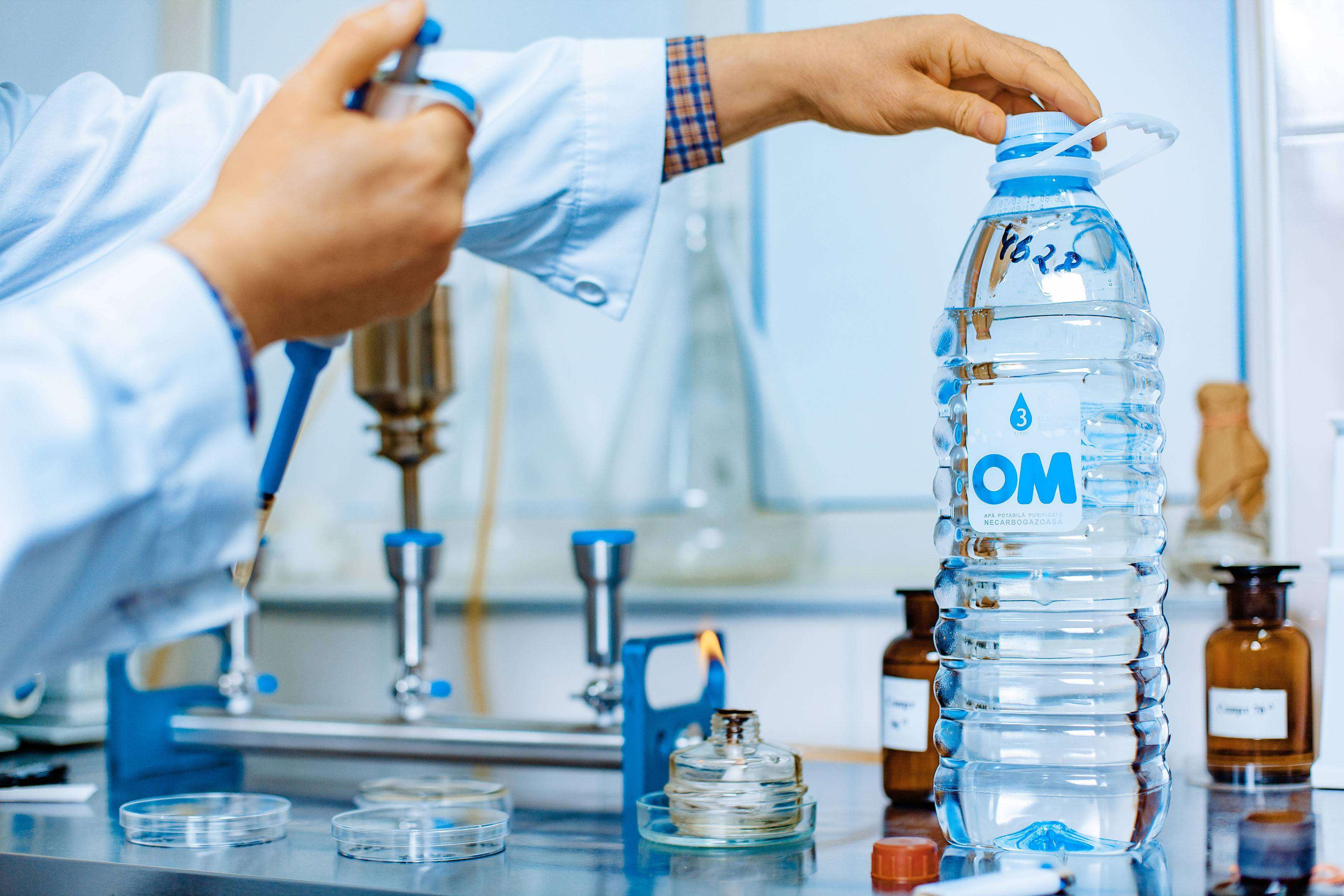 лабораторное исследование качества воды