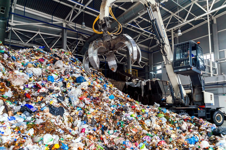мусороперерабатывающий завод