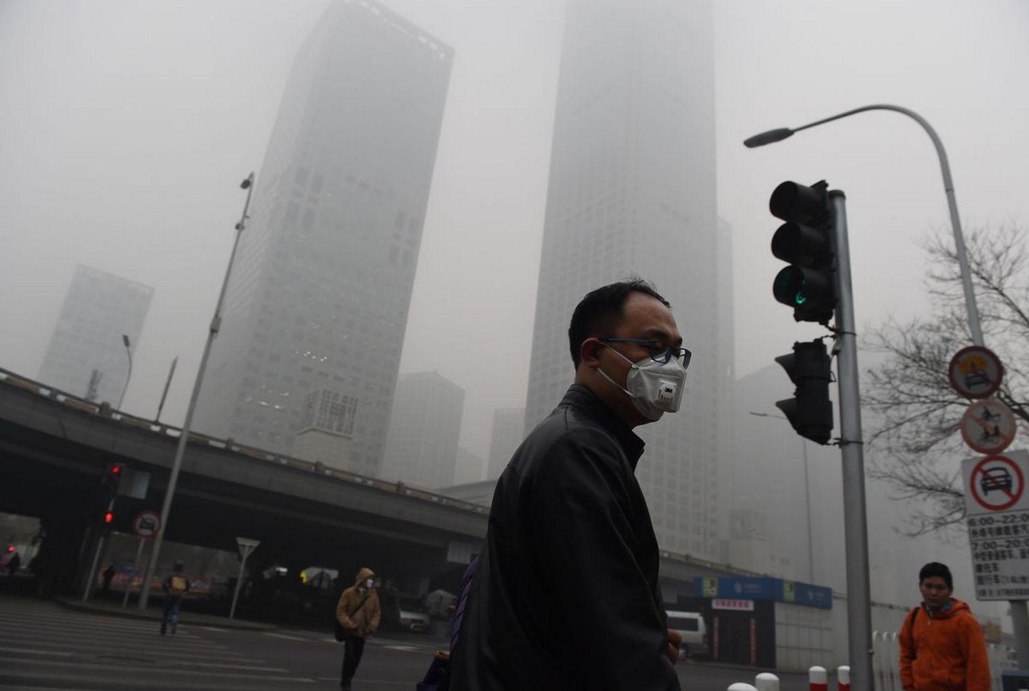 последствия загрязнения воздуха