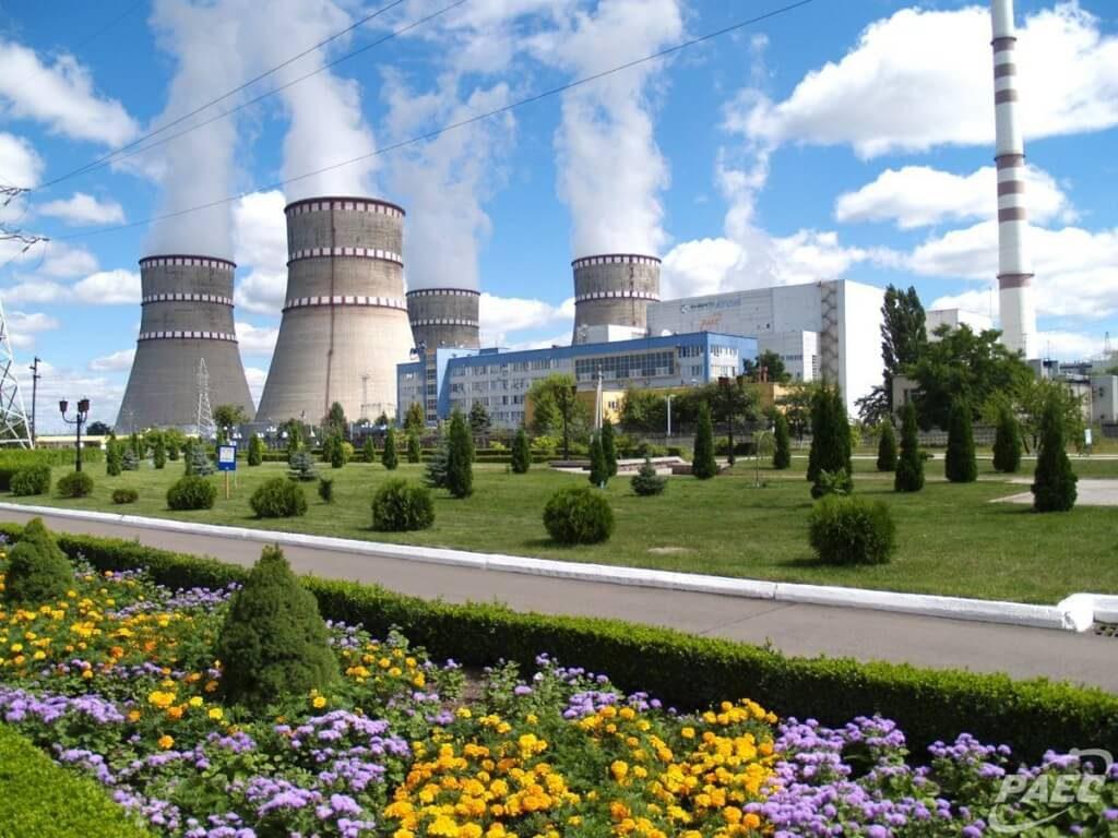 проект озеленения АЭС
