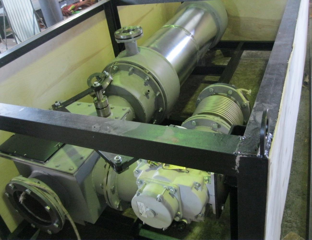 система утилизации тепла