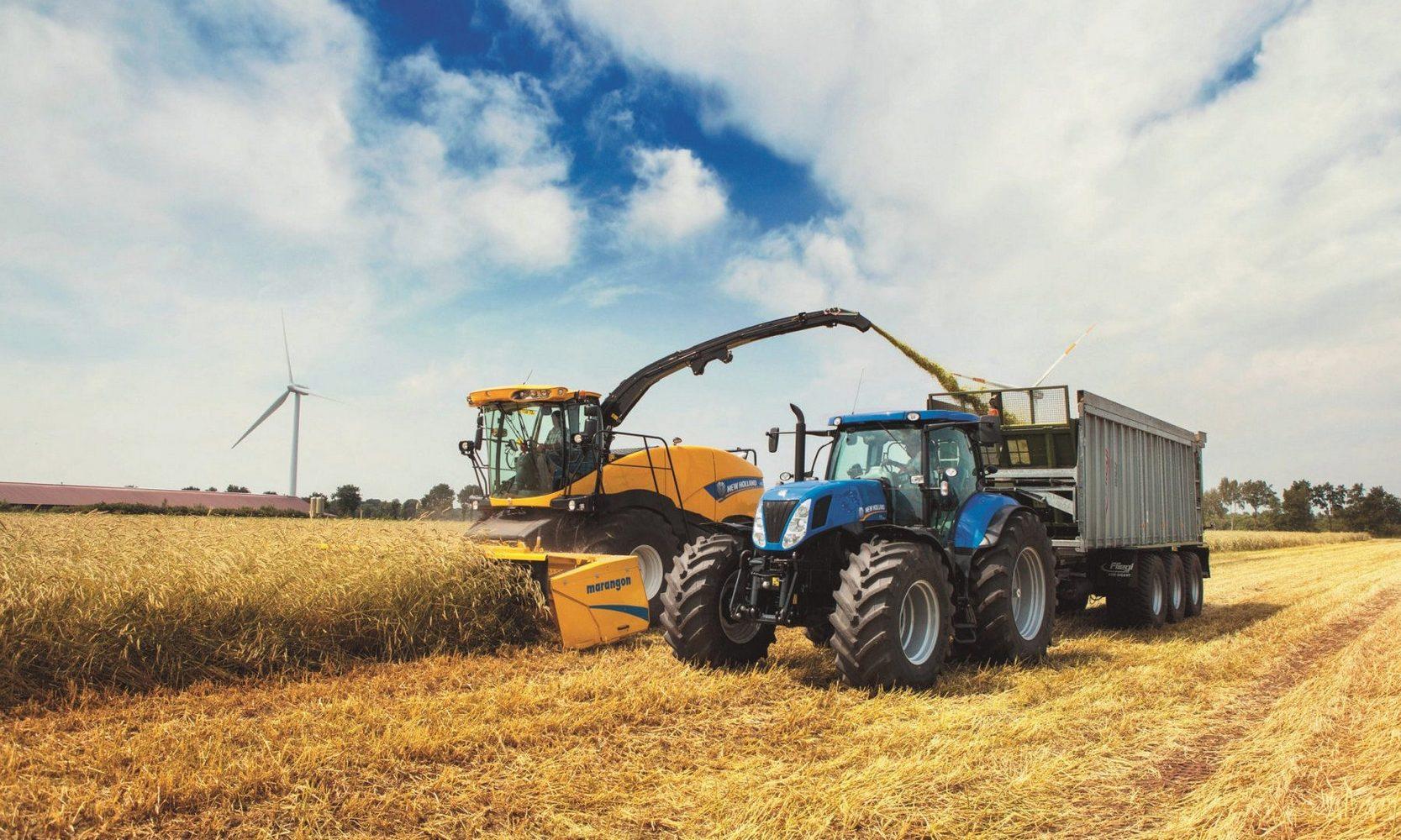 загрязнение почвы при работе сельхозтранспорта