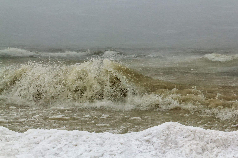 буря в балтийском море