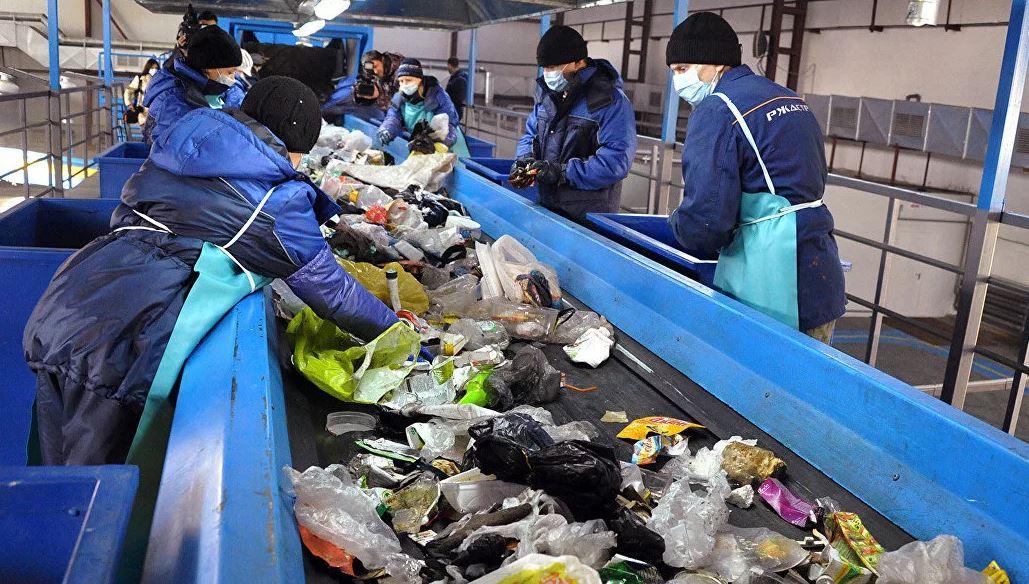 переработка мусора 1