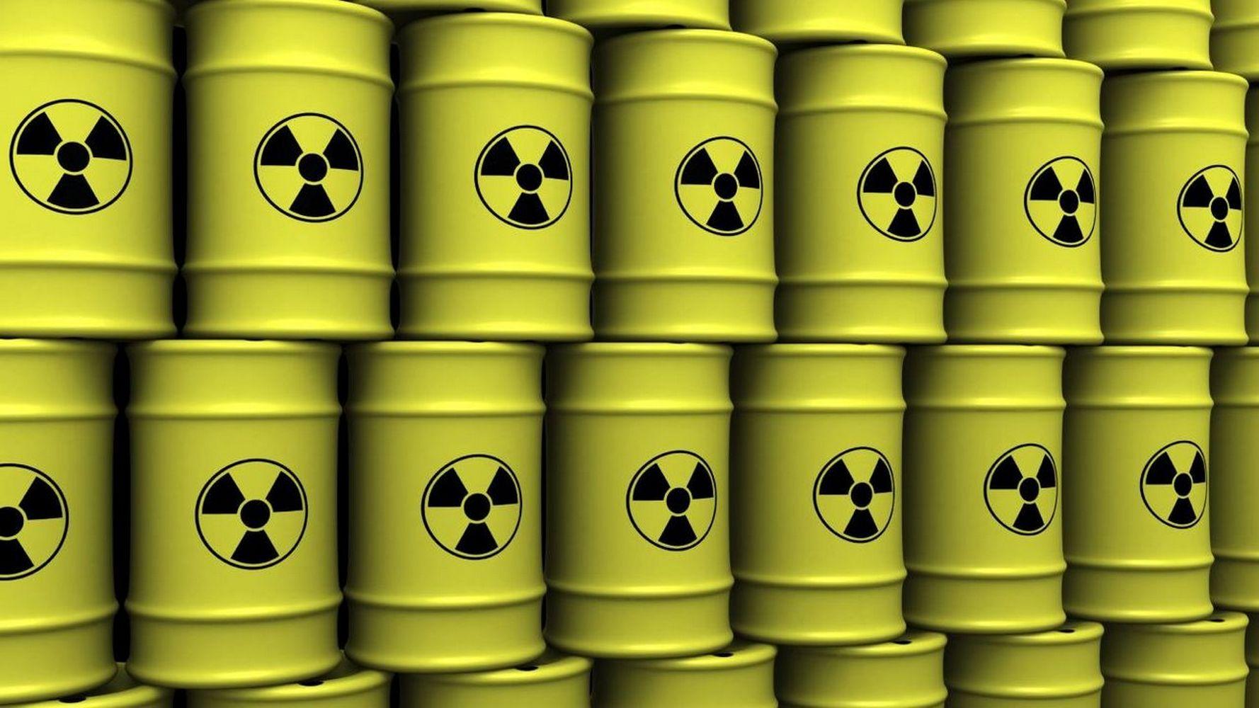 радиационные отходы