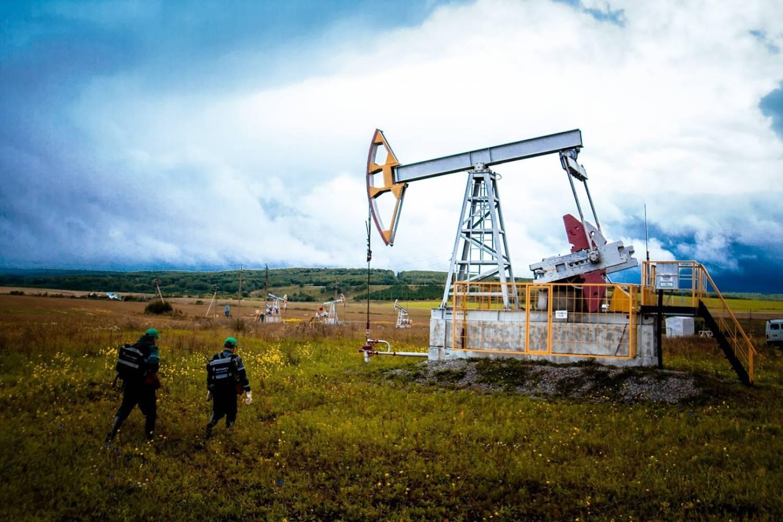 Нефть в Татарстане