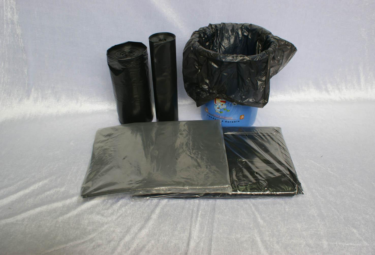 объем мусорных мешков