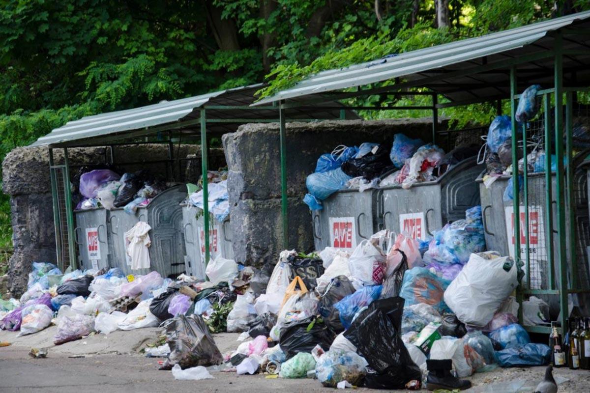 виды отходов и их переработка