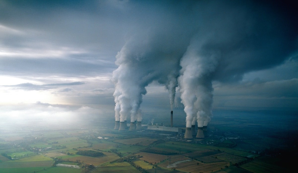 Искусственное загрязнение атмосферы