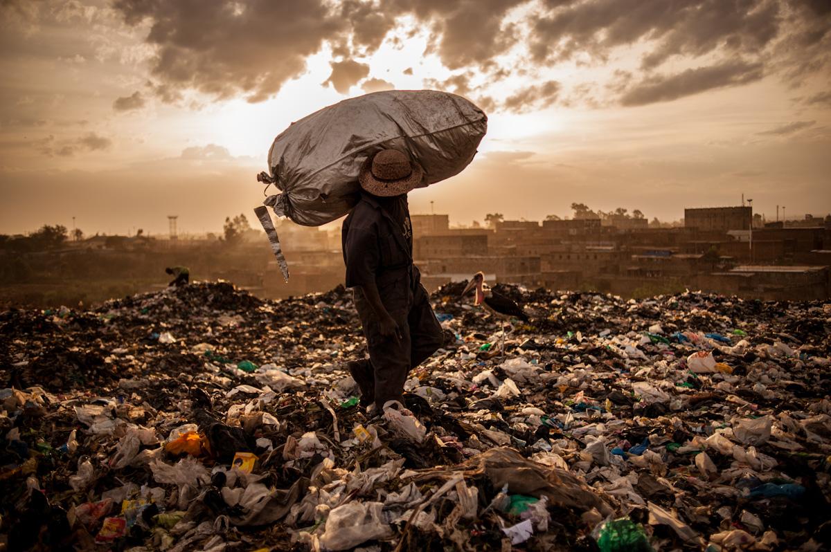 проблема мусора в России