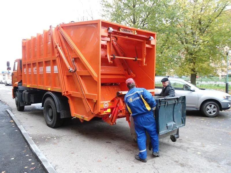 вывоз твердых бытовых отходов