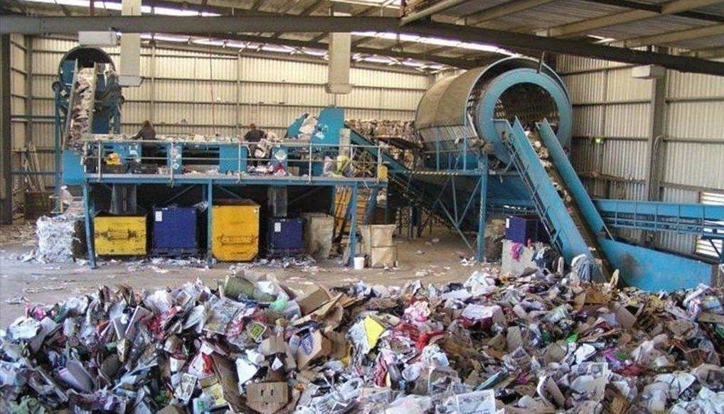 мусороперерабатывающие заводы в России