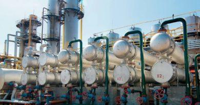 Переработка природного газа