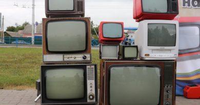 Утилизация телевизоров