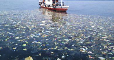 Загрязнение океана пластиком
