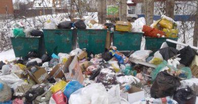 жалоба за невывоз мусора