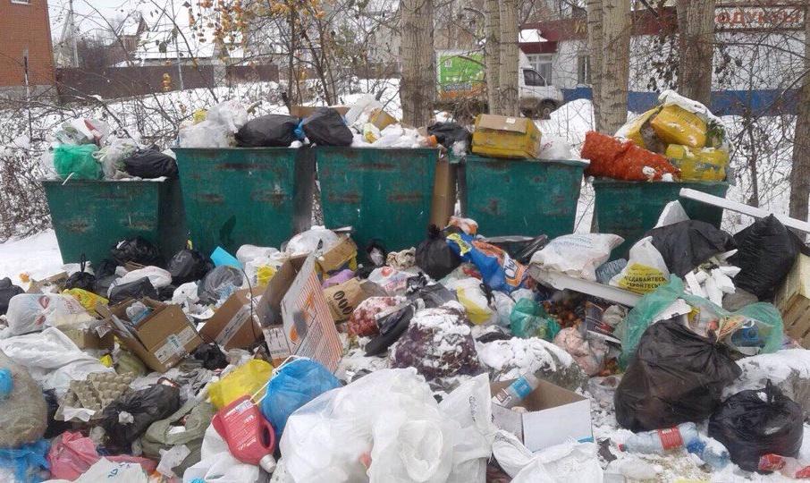 Как составить жалобу и куда звонить, если не вывозят мусор
