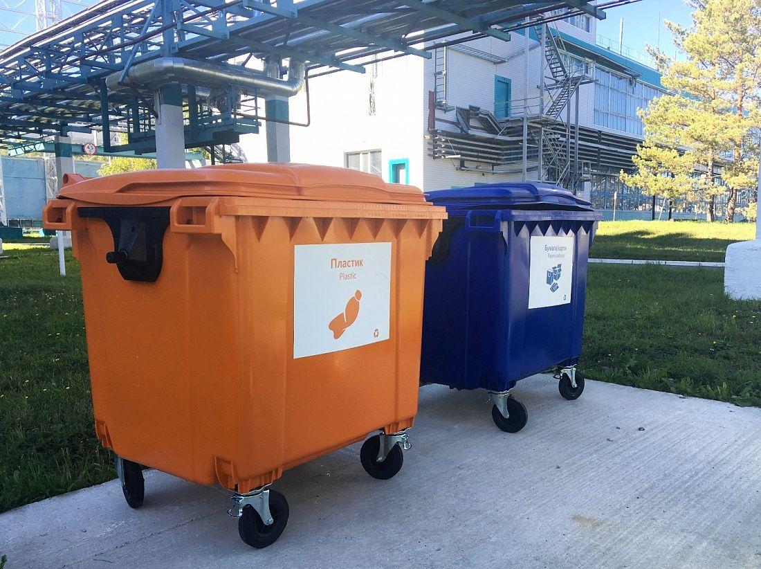 расчет контейнеров для мусора