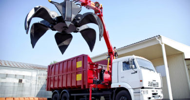 перевозка металлолома автотранспортом
