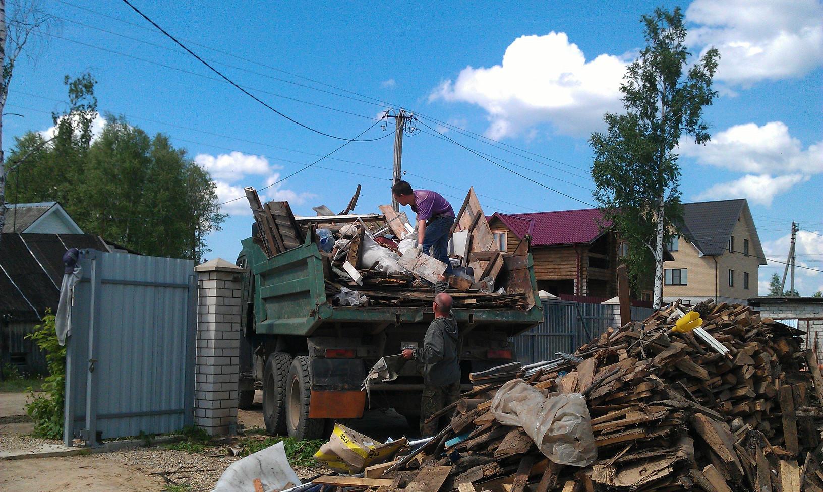 можно ли выбрасывать строительный мусор в контейнер