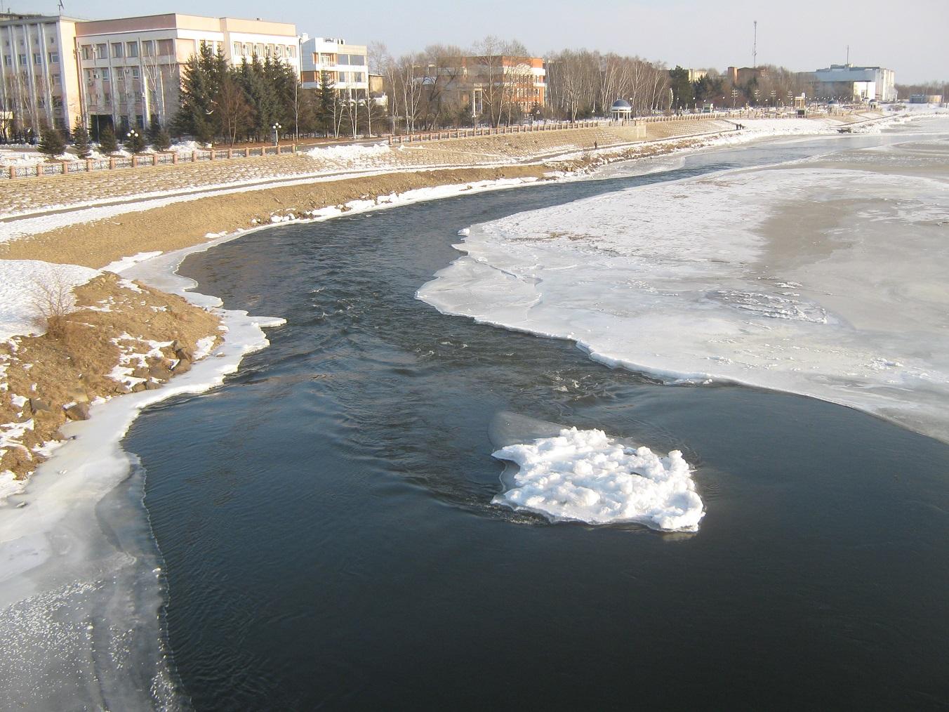 тепловое загрязнение воды