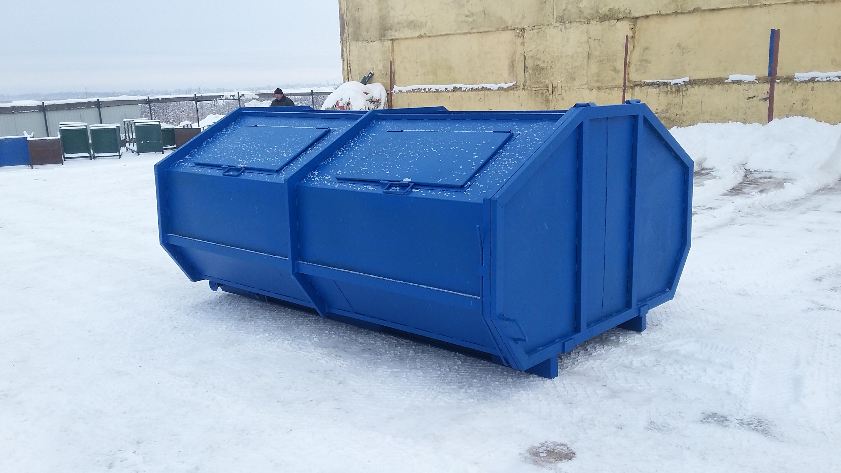 контейнер пухто