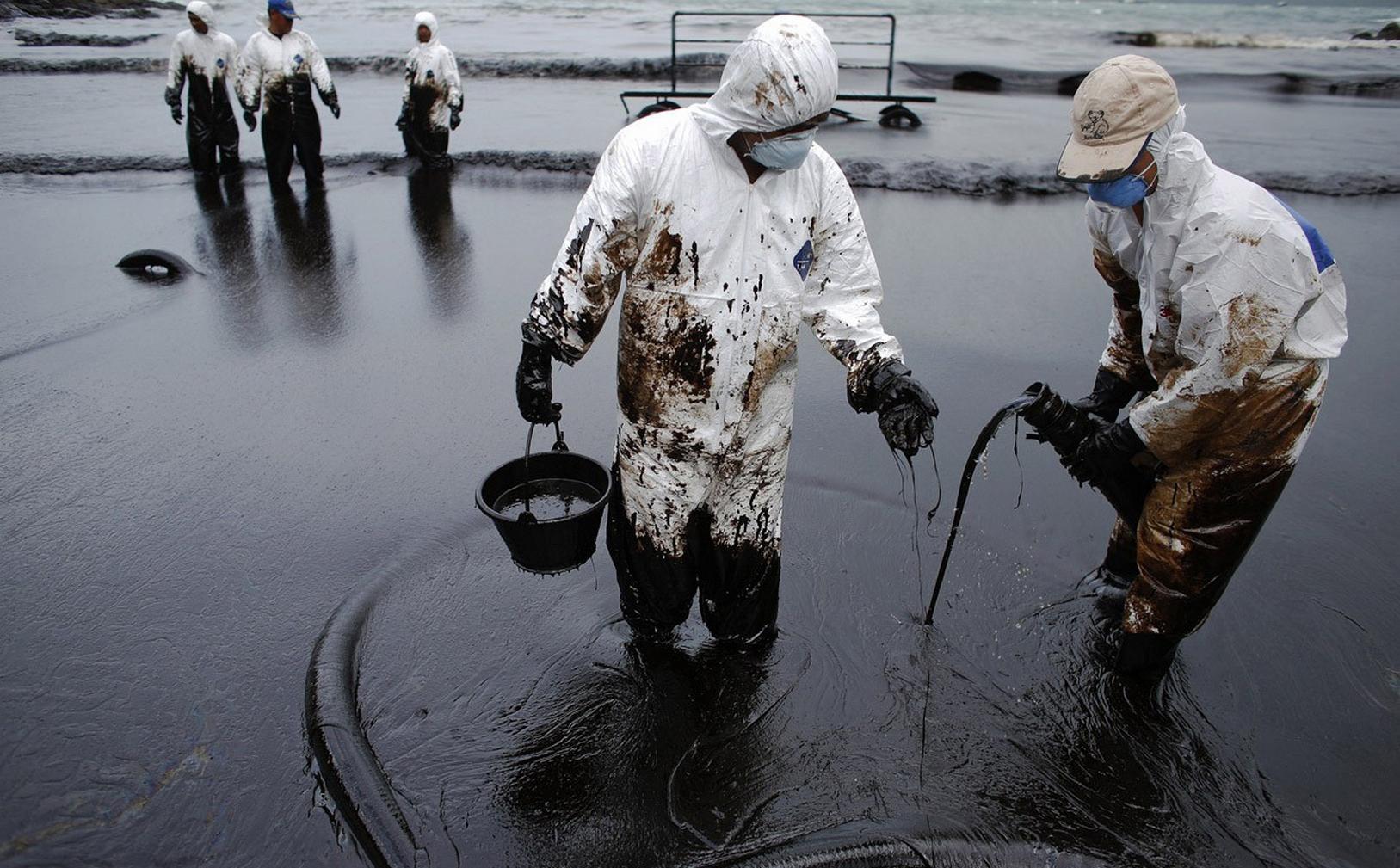 работа по утилизации нефтешламов