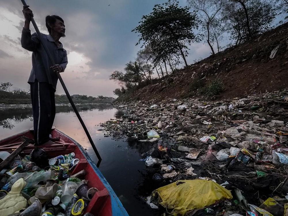 Загрязнение водных ресурсов в Индии